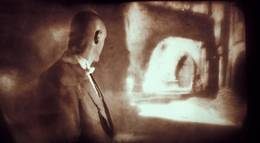 "Кадр из фильма ""Запретная комната"" - 2"