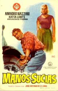 Постер Las manos sucias