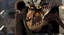 """Кадр из фильма """"Как приручить дракона"""" - 2"""