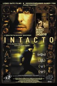 Постер Интакто