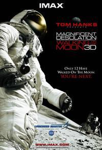 Постер Путешествие на Луну 3D