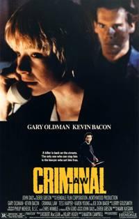 Постер Преступный закон