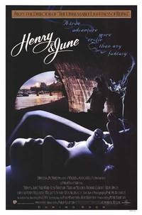 Постер Генри и Джун