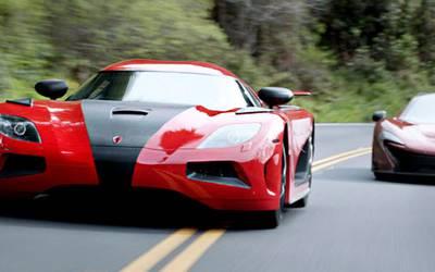 Кино и тачки: 5 лучших авто из «Need for Speed»