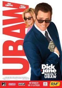 Постер Аферисты Дик и Джейн