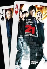 Постер Двадцать одно