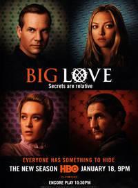 Постер Большая любовь