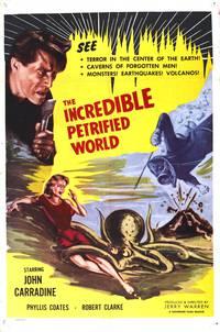 Постер The Incredible Petrified World