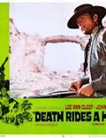 """Постер из фильма """"Смерть скачет на коне"""" - 1"""