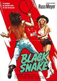 Постер Черная змея