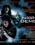 """Постер из фильма """"Ночь демонов"""" - 1"""