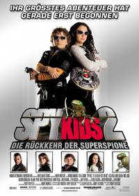 Постер Дети шпионов 2: Остров несбывшихся надежд