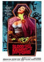 Кровь из гробницы мумии
