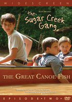 Шугер Крик: Огромная рыба-каноэ