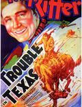 """Постер из фильма """"Неприятности в Техасе"""" - 1"""