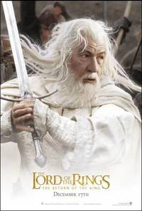 Постер Властелин колец: Возвращение Короля