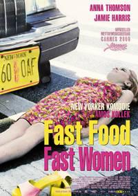 Постер Еда и женщины на скорую руку