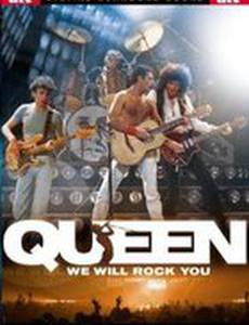 We Will Rock You: Queen Live in Concert (видео)