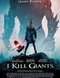 """Постер из фильма """"Я убиваю великанов"""" - 1"""