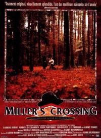 Постер Перекресток Миллера