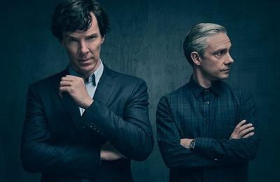 Как будут называться новые серии «Шерлока»