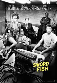Постер Пароль «Рыба-меч»