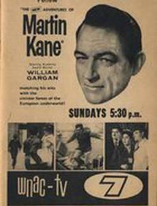 Мартин Кейн, частный сыщик