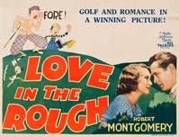 Постер Love in the Rough