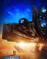 """Постер из фильма """"Валерьян и город тысячи планет"""" - 2"""