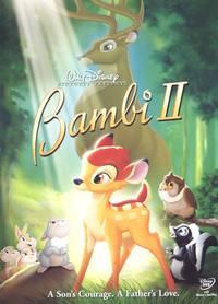 Постер Бэмби 2
