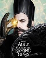 """Постер из фильма """"Алиса в Зазеркалье"""" - 2"""