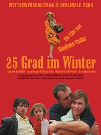 Постер Зимняя жара