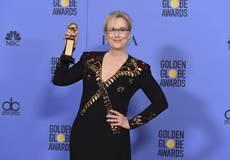 Актрисы наденут черное на «Золотой глобус» в знак протеста против домогательств
