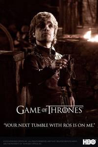 Постер Игра престолов