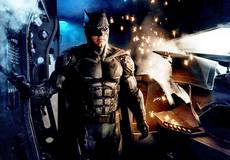 Зак Снайдер представил новый костюм Бэтмена