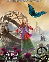 """Постер из фильма """"Алиса в Зазеркалье"""" - 1"""