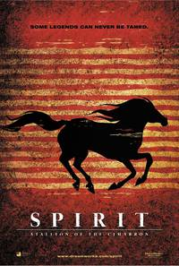Постер Спирит: Душа прерий