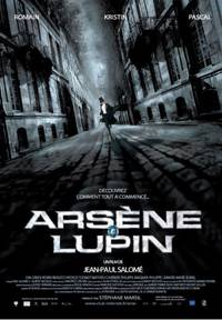Постер Арсен Люпен