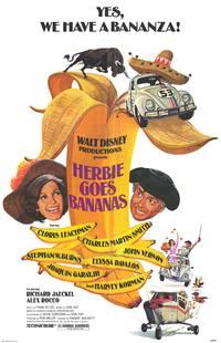 Постер Герби сходит с ума