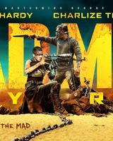 """Постер из фильма """"Безумный Макс: Дорога ярости"""" - 3"""
