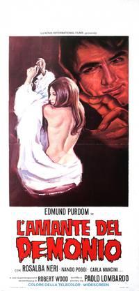 Постер Возлюбленная Дьявола