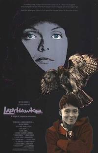 Постер Леди-ястреб