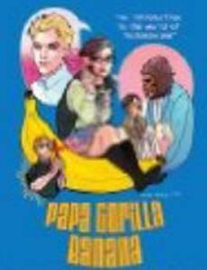 Papa Gorilla Banana