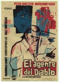 Постер Агент дьявола