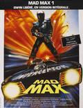 """Постер из фильма """"Безумный Макс"""" - 1"""