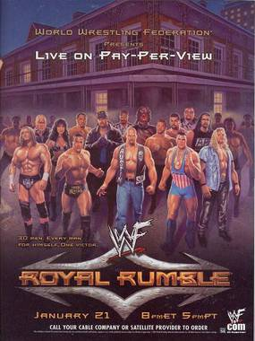 WWF Королевская битва