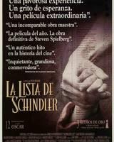 """Постер из фильма """"Список Шиндлера"""" - 3"""