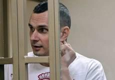 Олег Сенцов пробыл в штрафном изоляторе
