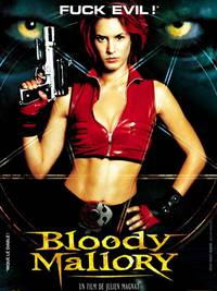 Постер Кровавая Мэлори