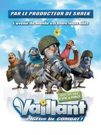 Постер Вэлиант: Пернатый спецназ